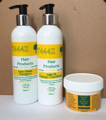 T444Z HAIR GROWTH PRODUCTS FOR ALL HAIR TYPES